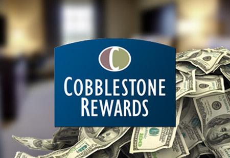 Cobblestone Rewards